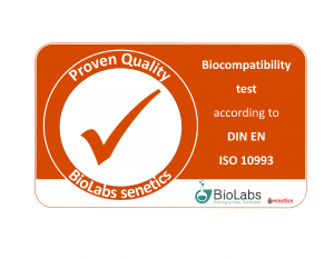 Biokompabilität Zertifikat