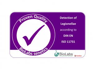 Legionellen Zertifikat