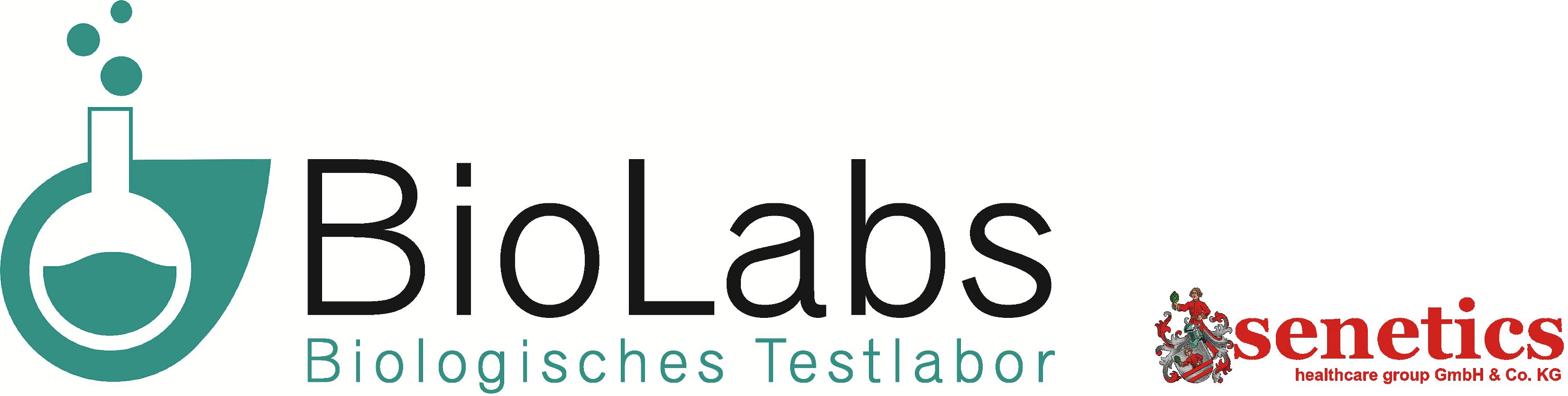 BioLabs senetics Logo